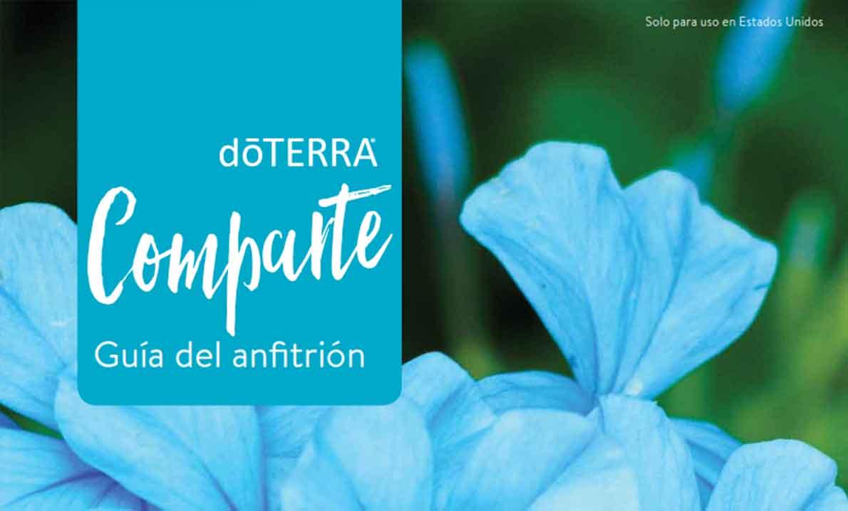 GUIA COMPARTE dōTERRA® Español