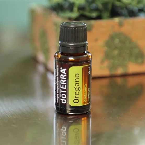 Aceite Esencial de Orégano dōTERRA®