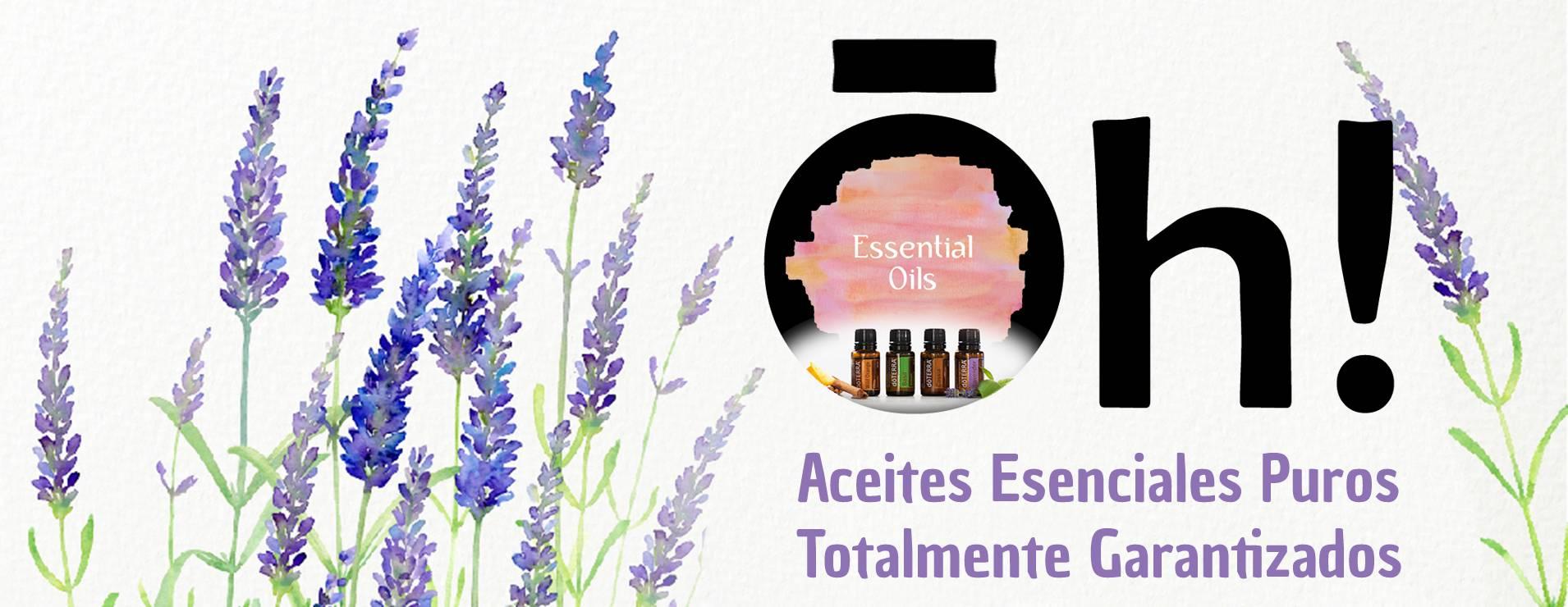 OH Aceites Esenciales Puros Totalmente Garantizados