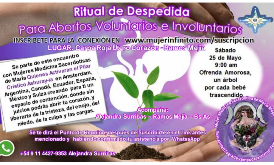 Rituales de Aborto y Siembra