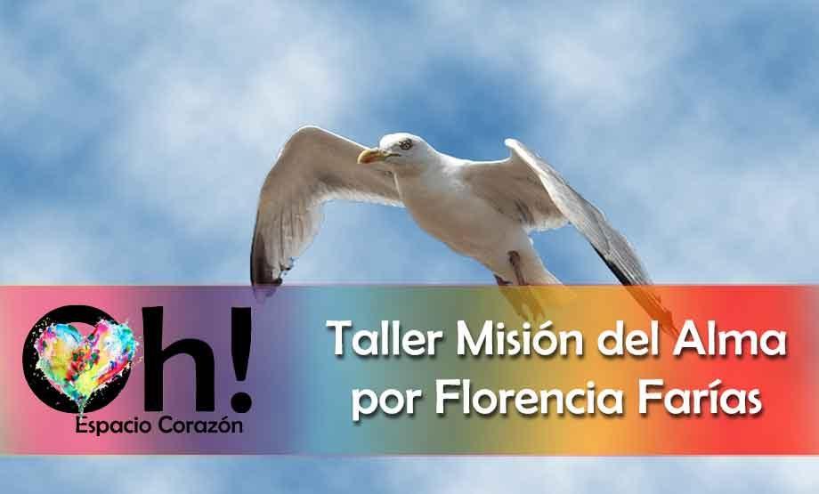 Taller Misión del Alma por Florencia Farías